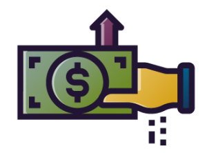 Increase in Fees icon